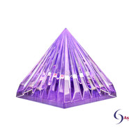LichtKristall Pyramide Violet von Ascension