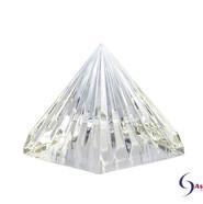 LichtKristall Pyramide Klar von Ascension