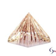 LichtKristall Pyramide Rosa von Ascension