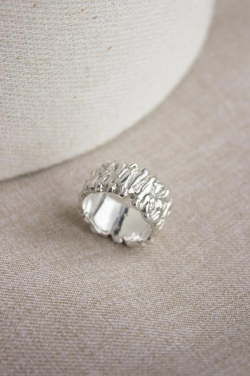 Екатерина Толстая ювелир, Ekaterina Tolstaya Jewelry, широкое серебряное кольцо, кольцо серебро 925 пробы, каталог колец