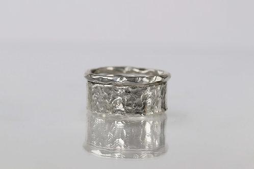 ювелирные интернет магазины с доставкой, кольцо купить с доставкой, набор колец серебро, украшения минимализм, Толстая ювелир