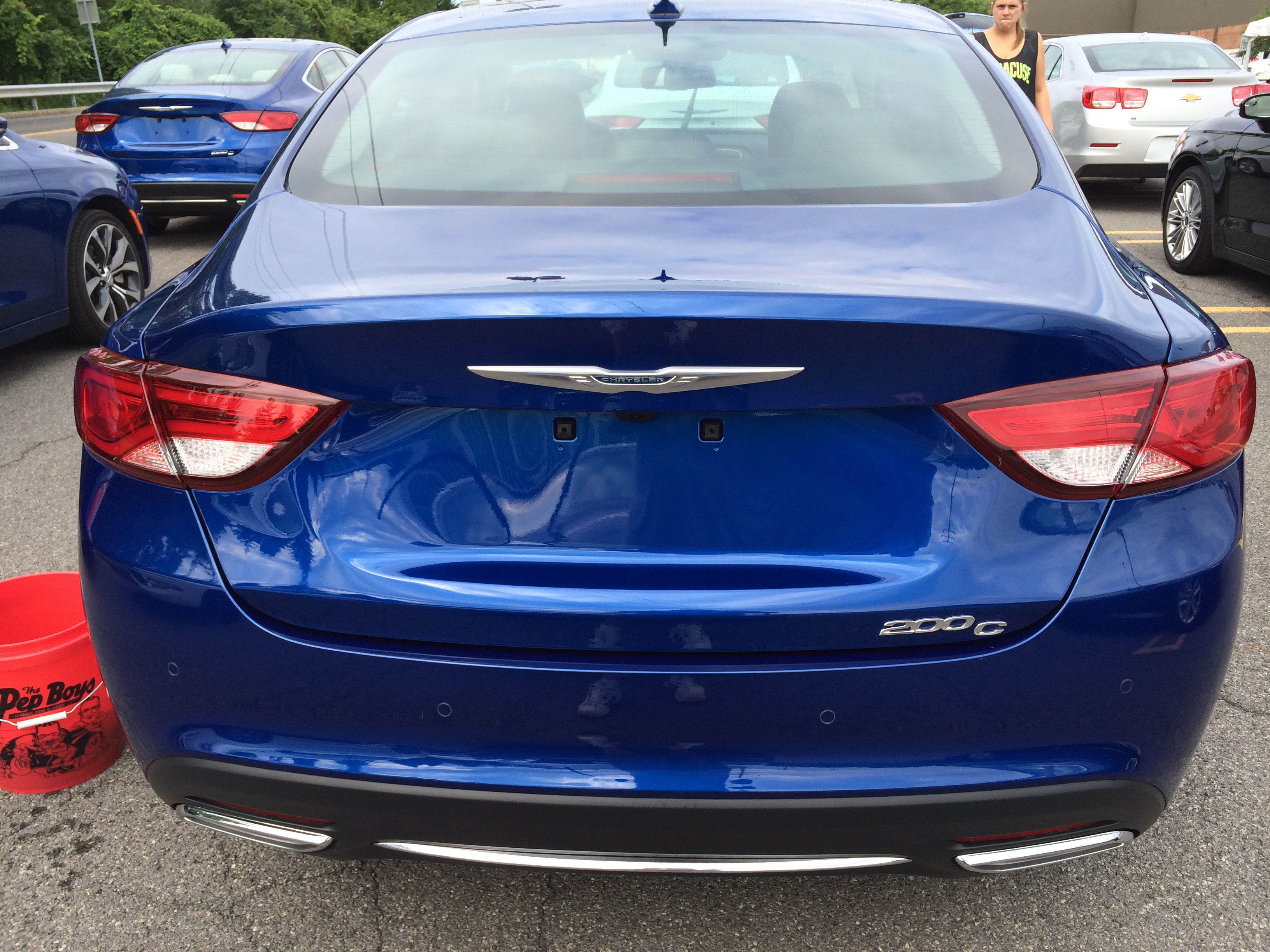 2014 Chrysler 200 Ride & Drive Event