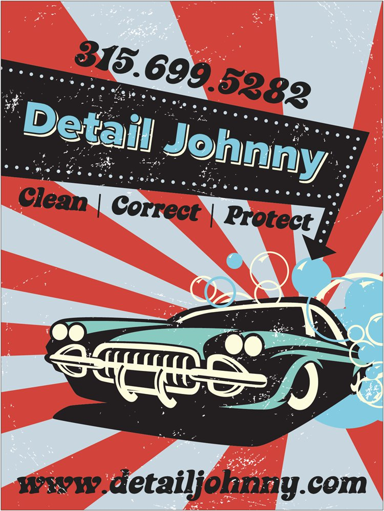 Poster - Detail Johnny 1