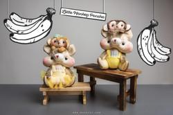 little monkey poncha