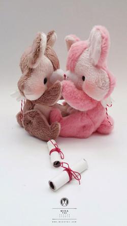 Valentine's day Mwah Mwah Poncha