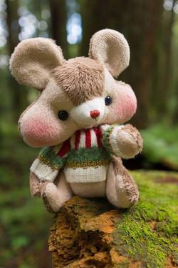 Christmas jumper Poncha