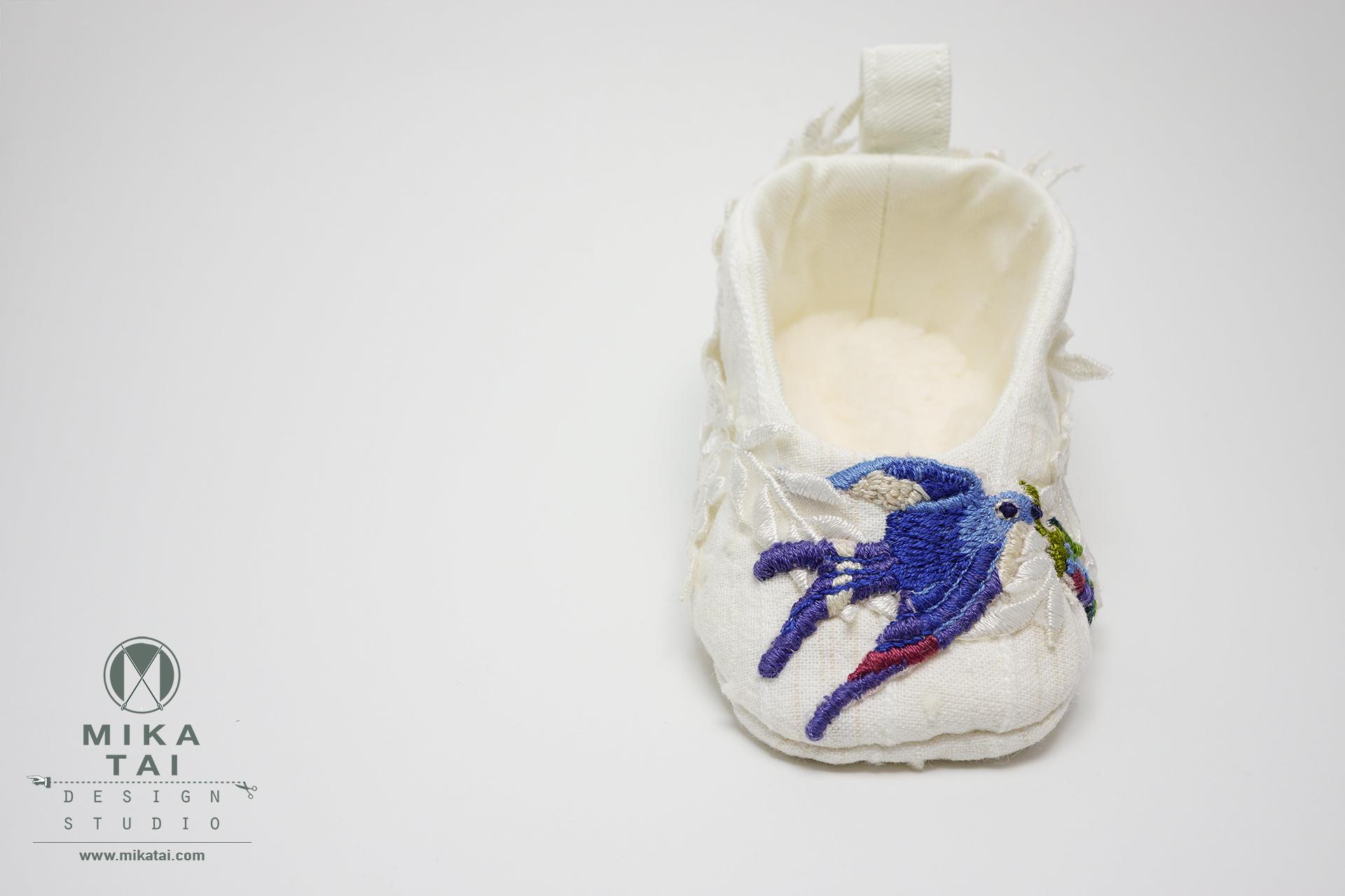 小鳥繡花鞋