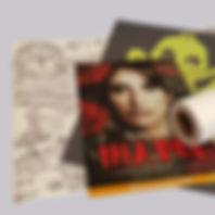 drucken Plakate und Banner Druckhuus Produkt