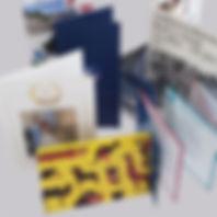 drucken Faltkarten Prospekte Druckhuus Produkt