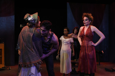 Pirate Jenny in The Threepenny Opera (copyright Chae Chaput & USC SDA)
