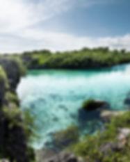 Cap Karoso surroundings - Weekuri lake .