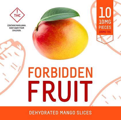 Forbidden Fruit - Dehydrated Mango Slices