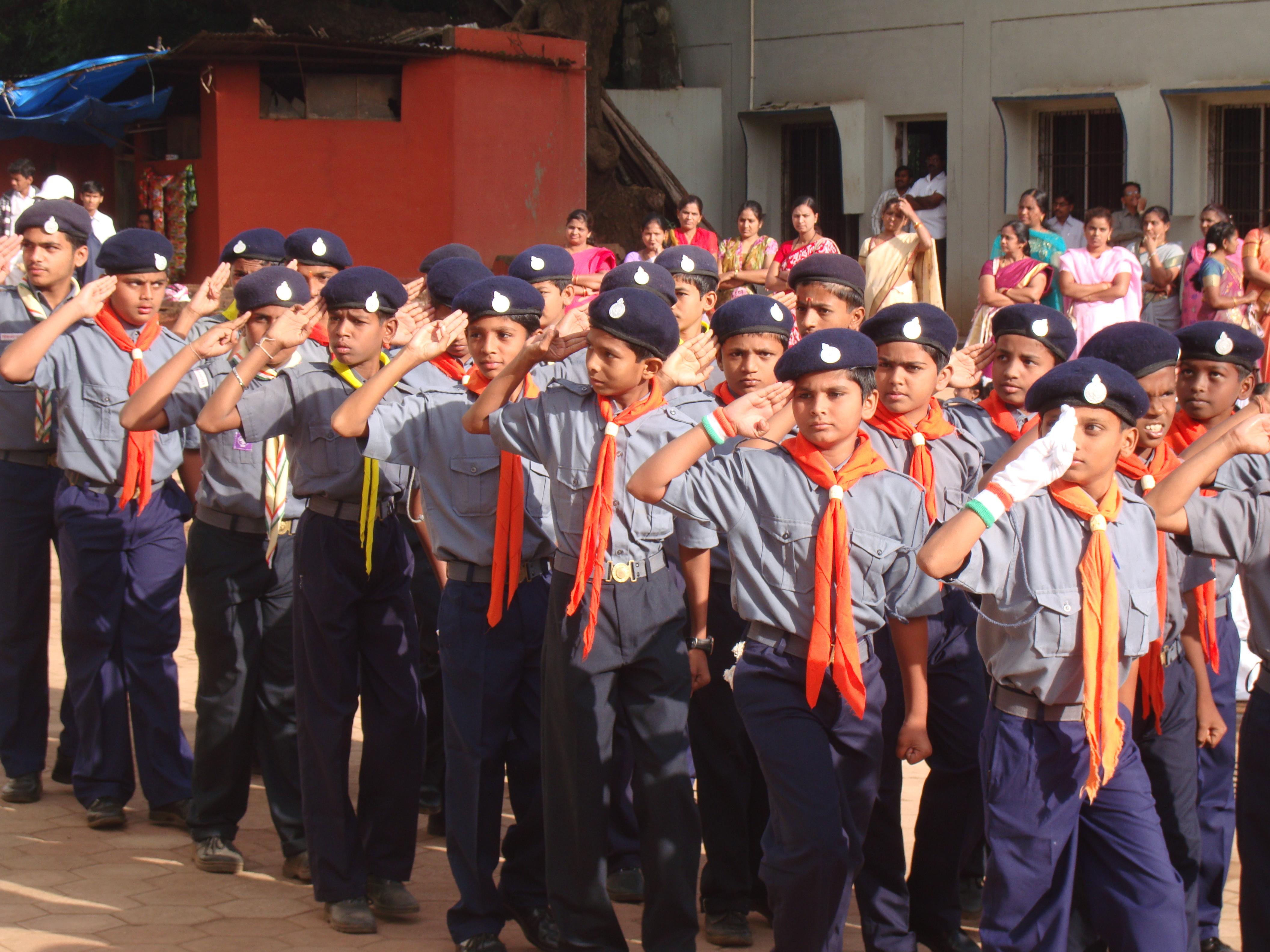 Scout Out!