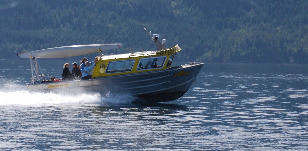 Kayak Drop-Off