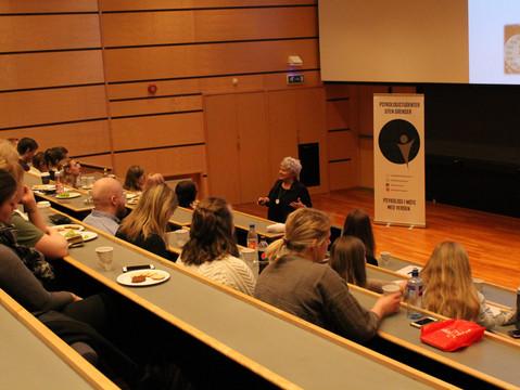 Kulturell psykologi i teori og praksis - foredrag med Agnes Botond