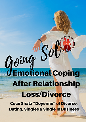 Emotional Coping After Relationship Loss