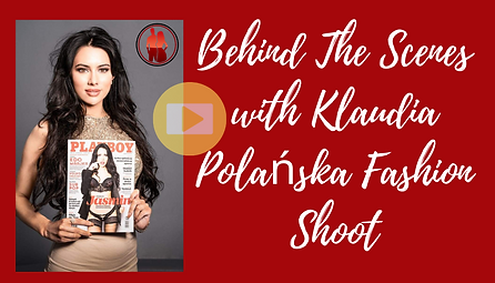 Behind The Scenes with Klaudia Polańska