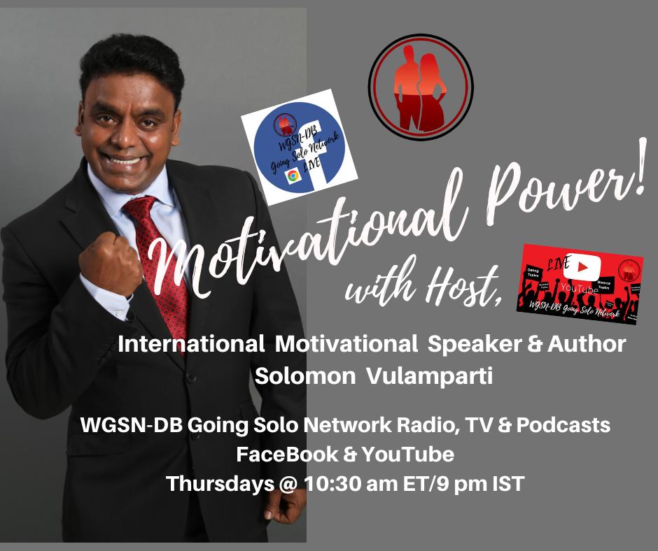 Motivational Power FB Post