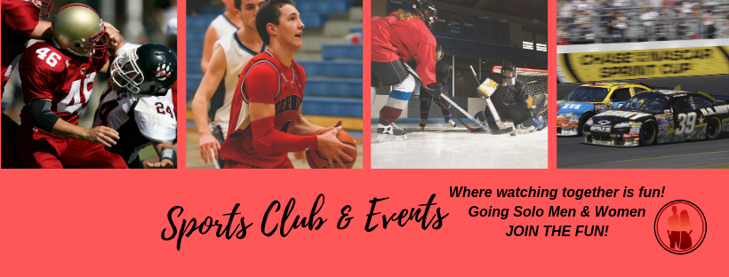 Sports Club & Events - Going Solo Community