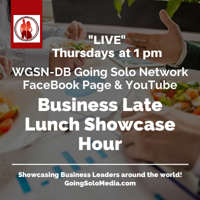 400 x 400 Thurs Business Late Lunch Show
