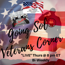 Going Solo Veterans Corner Fin