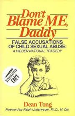 Don't Blame Daddy