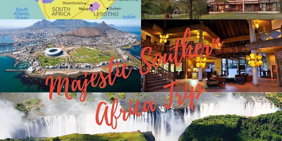 Majestic Southern Africa Trip