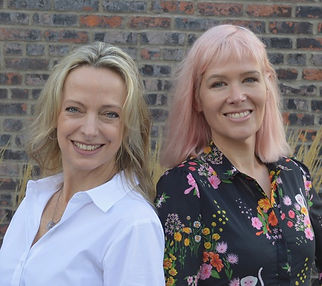 Tracy Cromwell & Ingrid Lauw