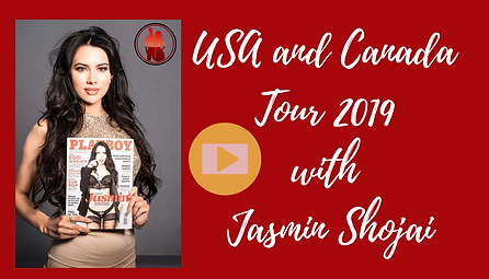 USA and Canada Tour 2019 with Jasmin Sho