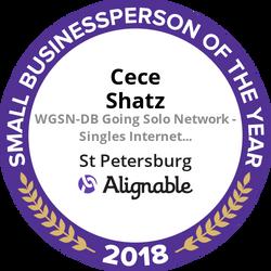 Cece Shatz 2018 Small Business Person