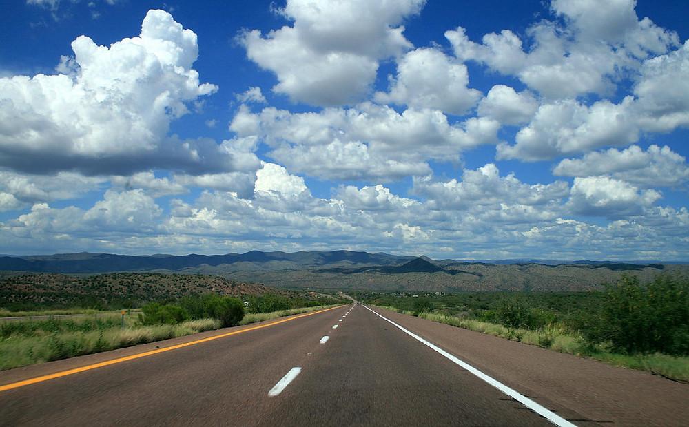 "Arizona's Highway 87 - The ""Beeline"" to Payson & Rim Country"