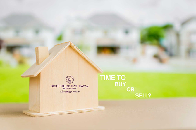SELL OR REFINANCE YOUR HOME – THAT IS THE QUESTION!