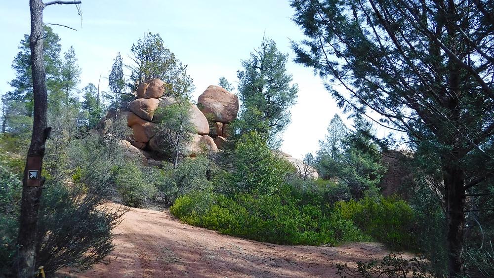 Boulder Adventure Trail - Payson, AZ