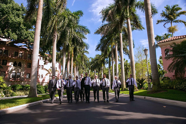 Pineapple & Prosecco: Boca Raton Wedding Photo Diary