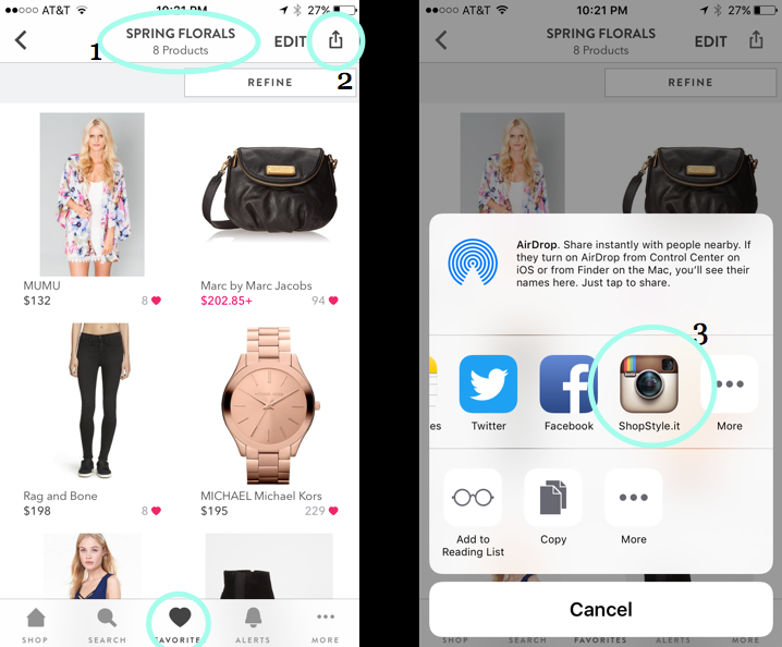 3af1e2e99ec Everything You Need to Know About Using ShopStyle Collective and ...