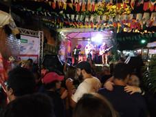 Arraiá Vila do Comércio aquece vendas em Jacobina