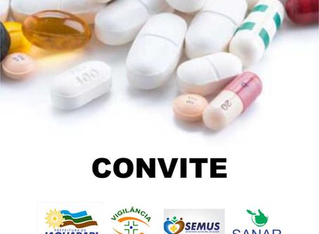 A Prefeitura de Jaguarari Convida