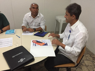 Sebrae em Jacobina alinha ações com nova diretoria da CDL