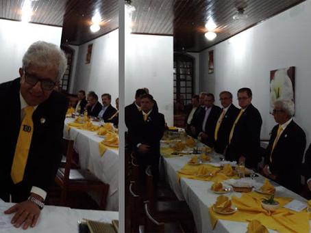 Acija participa da Solenidade de Posse da diretoria do Lions Club de Jacobina