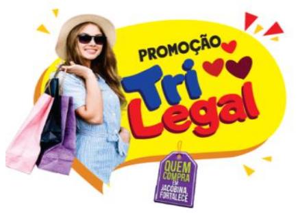 RESULTADO DO 1º SORTEIO DA CAMPANHA TRI LEGAL 2021