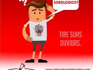 Exame Sorologico - Para que serve, Detecta DST? E se der positivo/reagente?