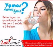 Nutricionista lista 10 benefícios em beber água na quantidade certa