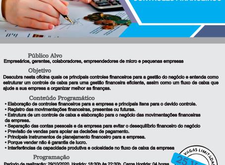 OFICINA - Gestão Financeira