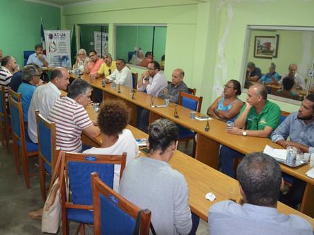 Presidente da Acija fala sobre reivindicações entregues a deputados e governador