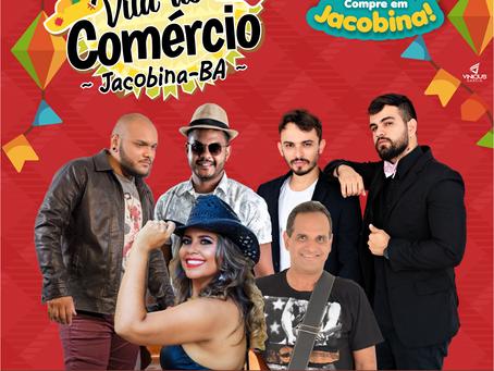 3º Arraiá Vila do Cmércio - Jacobina-BA