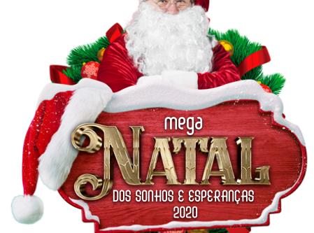 Empresas que já aderiram ao Mega Natal dos Sonhos e Esperanças 2020