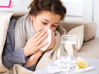 Conheça as 5 principais doenças de inverno
