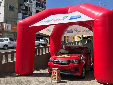Último carro do Mega Natal da Acija será sorteado neste sábado!