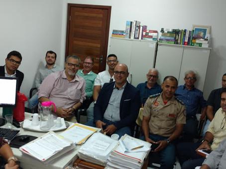 Informativo Acija: Promotoria de Justiça se reúne com representantes de Jacobina