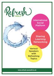We are an international Event Platform